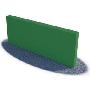 Eenvoudig_et_plaatsen_ Tuinmuur_platoflex_muur_groen