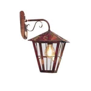 konstsmide wandlamp fenix neerwaarts